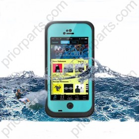 For iPhone 5C waterproof Case Red Pepper
