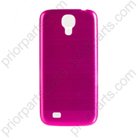 Metal Brushed Back Cover for Samsung Galaxy S4 Rose