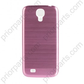 Metal Brushed Back Housing Cover for Samsung Galaxy i9520 Pink