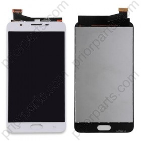 For Samsung Galaxy J7 Prime LCD Display G610 Digitizer Assembly White
