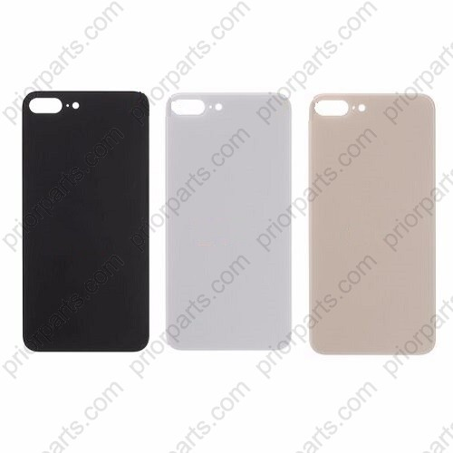 For iPhone 8 Plus Housing Battery Cover Door Rear Cover Chassis ...