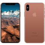 Blush Gold For iPhone X Will Coming To Market