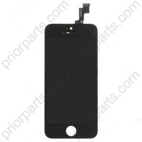 For iPhone 5S display LCD Screen Assembly Black replacement Grade T