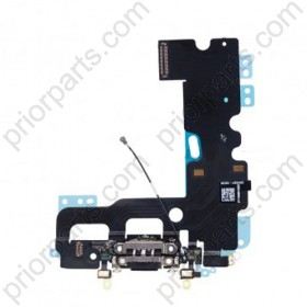 For iPhone 7 4.7 Charging Port Flex Cable Charging dock assembly Black