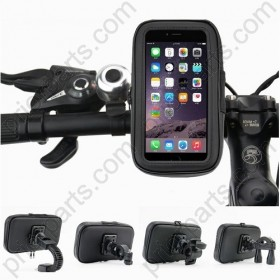 Bike Cellphone Case Bag Mountain Waterproof Phone Bag Holder on Bycle