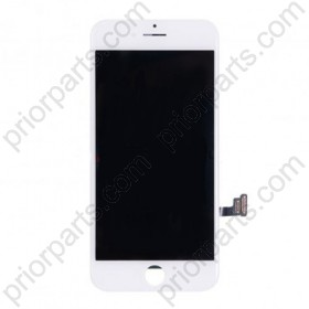 "For iPhone 7 4.7""  LCD Display Screen Touch Digitizer Assembly with frame white"