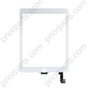 For IPad Air 2 for ipad 6 touch screen digitizer glass lens white