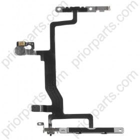 For iPhone 6S 4.7 power button and mute volume flex cable