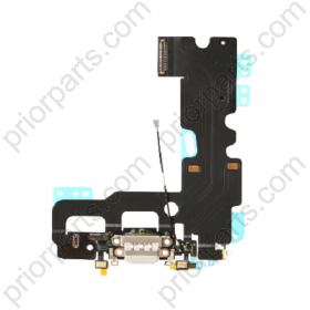 For iPhone 7 Charging Port Flex Cable Charging dock assembly White