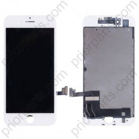 For iPhone 7 lcd screen display assembly 4.7 inch White Grade T