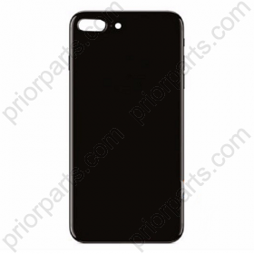 For Iphone 7 plus 5.5inch  housing battery Door back cover Jet black