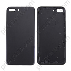 For Iphone 7 plus 5.5inch  housing battery Door back cover Matte black