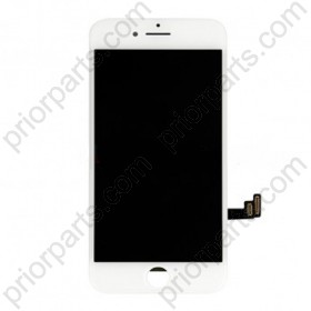 For iPhone 8 front lcd screen display assembly White Grade T