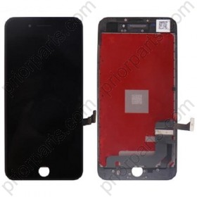 LCD Display For iPhone 8 Plus LCD Screen Touch Digitizer Assembly With Frame Black