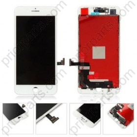 5.5'' For iPhone 8 Plus LCD Screen Touch Digitizer Assembly White 5.5Inch