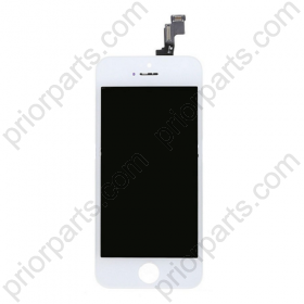 "For iPhone SE 4.0""  LCD Display Screen Complete White Grade T"
