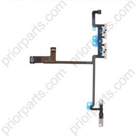 New for iPhone X Volume Button Flex Cable for Apple X