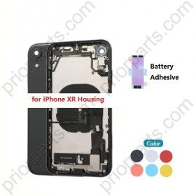 for iPhone XR Back Cover Full Housing With Flex Cable Assembly