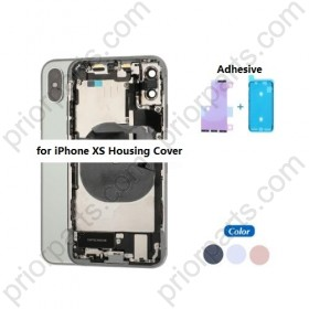 for iPhone XS Back Cover Full Housing With Flex Cable Assembly