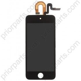 For iPod Touch 5th LCD Screen Digitizer assembly Black