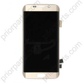 For Samsung Galaxy S6 Edge g925 LCD assembly Gold
