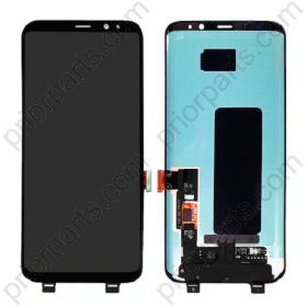 For Samsung Galaxy S8 Plus G955 LCD Display Touch Screen Digitizer Assembly