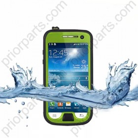 For Samsung Galaxy S4 mini i8190 waterproof Case Red Pepper
