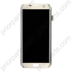 For Samsung Galaxy S7 Edge G935 lcd display screen assembly Gold