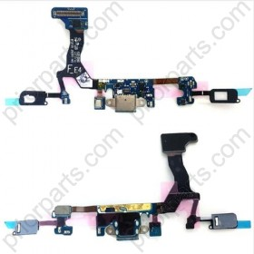 Top quality 100% New Charging Port Flex Cable For Samsung Galaxy S7 Edge G935F G935A