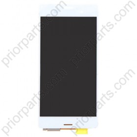 For Sony Xperia Z3 L55t LCD screen digitizer assembly white