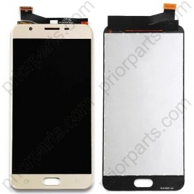 For Samsung Galaxy J7 Prime LCD Display G610 Digitizer Assembly Gold