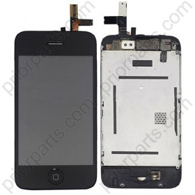 for iPhone 3GS LCD Screen Digitizer Assembly