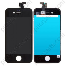 For iPhone 4 LCD digitizer assembly Black (For LG version lcd)