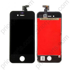 For iPhone 4S LCD digitizer Assembly Black