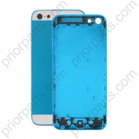for iPhone 5 Back Cover Housing Middle Plate Baby Blue
