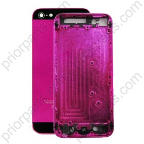 for iPhone 5 Back Housing cover rose