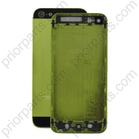 for iPhone 5 Back housing cover green