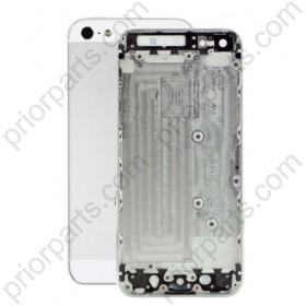 for iPhone 5 Back Cover Housing Middle Plate Chassis White