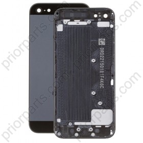 for iPhone 5 Back Housing Middle Chassis Frame Bezel Black