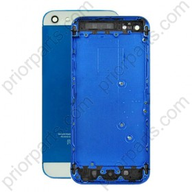 For iPhone 5 back housing replacement middle chassis Dark Blue