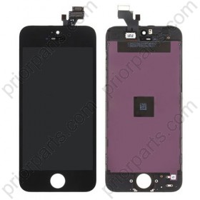 For iPhone 5 LCD display assembly Black