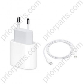 for iPhone 11 11 pro 11 pro max Charger and USB Cable set full fast charge USC-C to lightning Europe Version