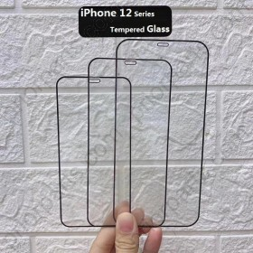 5.4''Inch for iPhone 12 Pro Tempered Glass Full Screen Protector Film Touch Sensitive