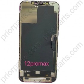 for iPhone 12 Pro Max Screen With 3D Touch Display Digitizer Assembly Replacement for Apple 12 pro max 6.7Inch