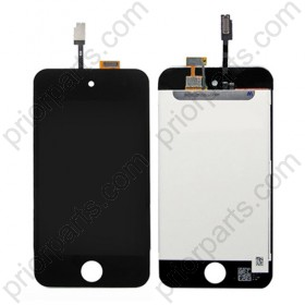for iPod Touch 4th Gen LCD Screen Digitizer Assembly Black