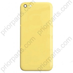 for iPhone 5C back housing cover Yellow