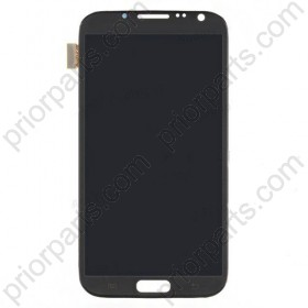 For Samsung Galaxy Note 2 N7100 LCD Screen Digitizer Assembly black