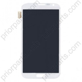 For Samsung Galaxy Note 2 N7100 LCD Screen Digitizer Assembly White
