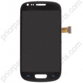 LCD Screen and Digitizer Assembly for Samsung Galaxy S3 Mini i8190 Blue