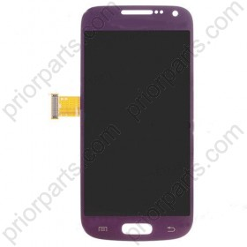 For Samsung Galaxy S4 mini i9190 LCD Screen and Digitizer Assembly Purple